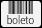 Forma de Pagamento - Boleto